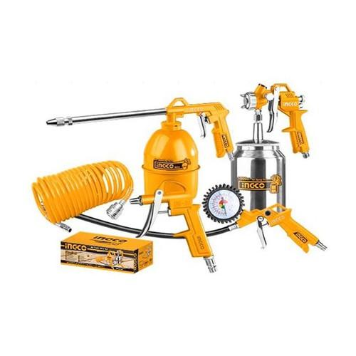 Bộ 5 công cụ dùng khí nén INGCO AKT0051-3