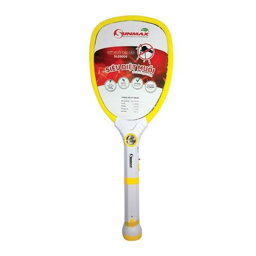 Vợt muỗi sạc tích điện Sunmax SLG9009 - 6936149 , 13670851 , 15_13670851 , 108000 , Vot-muoi-sac-tich-dien-Sunmax-SLG9009-15_13670851 , sendo.vn , Vợt muỗi sạc tích điện Sunmax SLG9009