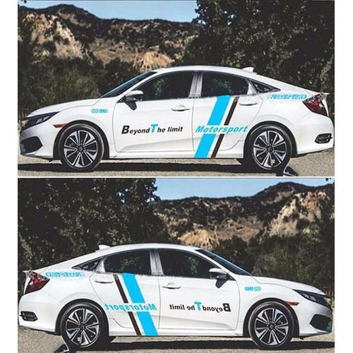 Tem dán sườn ô tô phong cách thể thao D-639 Đen +Xanh - 6935715 , 13669983 , 15_13669983 , 229000 , Tem-dan-suon-o-to-phong-cach-the-thao-D-639-Den-Xanh-15_13669983 , sendo.vn , Tem dán sườn ô tô phong cách thể thao D-639 Đen +Xanh