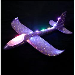 Máy bay xốp loại to không đèn