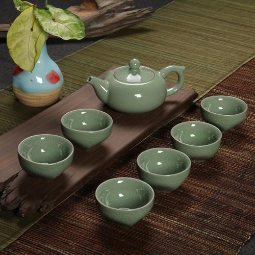 Bình trà 3d hình cá mẫu 2019
