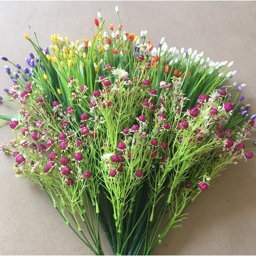 Cây hoa nhựa trang trí tường cỏ - 6940282 , 13678208 , 15_13678208 , 40000 , Cay-hoa-nhua-trang-tri-tuong-co-15_13678208 , sendo.vn , Cây hoa nhựa trang trí tường cỏ