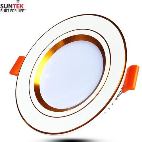 Đèn LED âm trần cao cấp 3 mầu SUNTEK 12W - 6946586 , 13684651 , 15_13684651 , 95000 , Den-LED-am-tran-cao-cap-3-mau-SUNTEK-12W-15_13684651 , sendo.vn , Đèn LED âm trần cao cấp 3 mầu SUNTEK 12W
