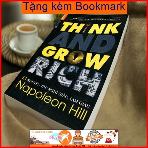 Sách Think And Grow Rich