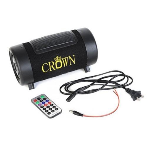 Loa Crown công suất lớn 4 inch tặng kèm tai nghe nhạc