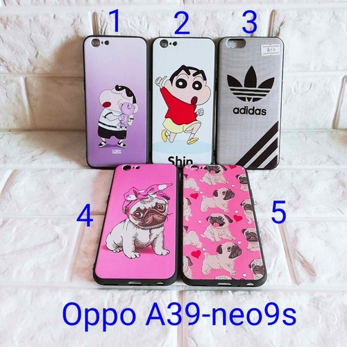 ốp lưng Oppo A39-neo9s dẻo