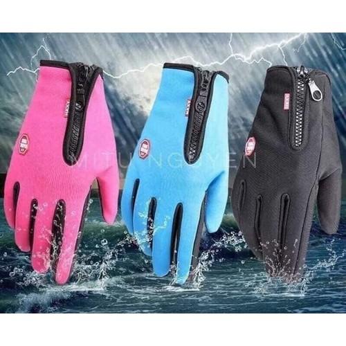 gang tay cảm ứng chống thấm nước