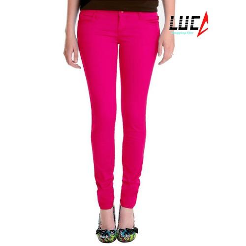 Quần jeans nữ dáng bó skinny jeans nữ WM JEANS 001