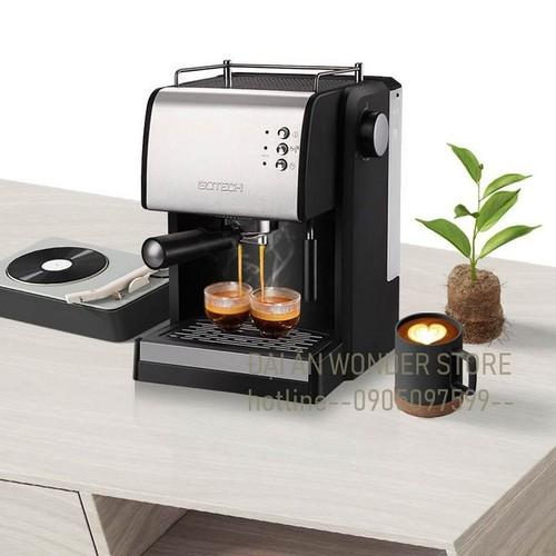 Máy pha cà phê espresso Gotech CM-26A  bán tự động 15bar - 4597555 , 13676684 , 15_13676684 , 5800000 , May-pha-ca-phe-espresso-Gotech-CM-26A-ban-tu-dong-15bar-15_13676684 , sendo.vn , Máy pha cà phê espresso Gotech CM-26A  bán tự động 15bar