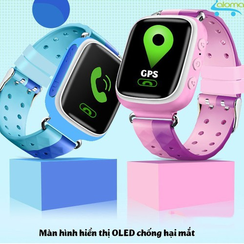 Đồng hồ định vị trẻ em QS80