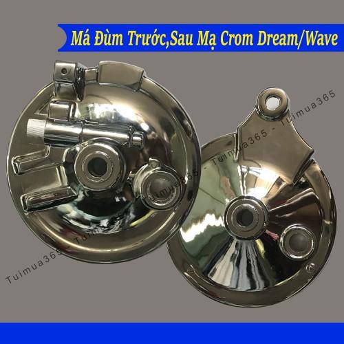 Cặp Má Đùm Mạ Crom Trước, Sau Honda Dr , Wave - 6938226 , 13675696 , 15_13675696 , 399000 , Cap-Ma-Dum-Ma-Crom-Truoc-Sau-Honda-Dr-Wave-15_13675696 , sendo.vn , Cặp Má Đùm Mạ Crom Trước, Sau Honda Dr , Wave