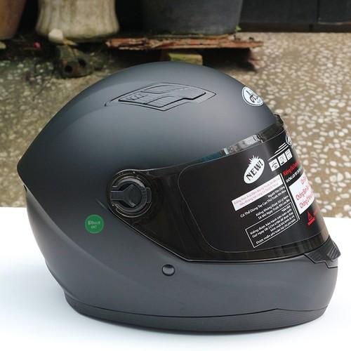 mũ bảo hiểm fullface asia m136 đen nhám - 6962060 , 13702152 , 15_13702152 , 480000 , mu-bao-hiem-fullface-asia-m136-den-nham-15_13702152 , sendo.vn , mũ bảo hiểm fullface asia m136 đen nhám