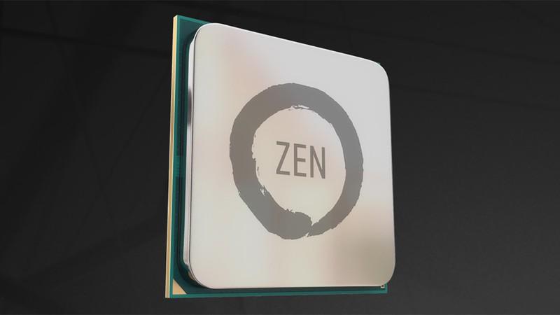 Bộ vi xử lý - CPU AMD Ryzen 5 1600 1
