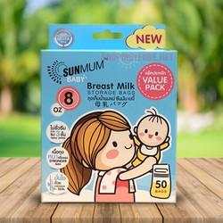 Túi trữ sữa Sunmum 2019