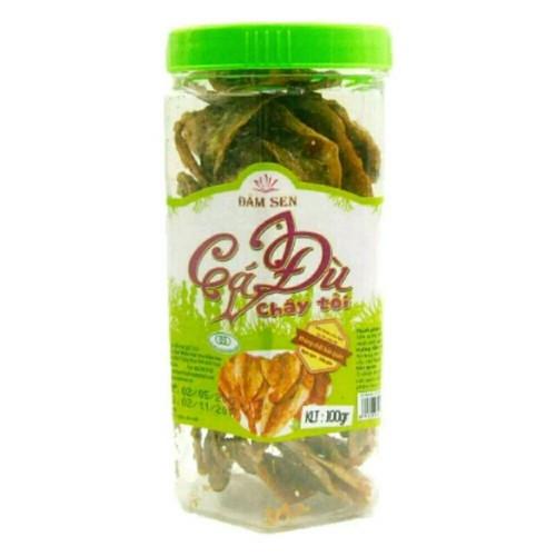 Cá đù cháy tỏi ăn liền đặc sản Phan Thiết Hộp 100g - 11112381 , 16069620 , 15_16069620 , 42000 , Ca-du-chay-toi-an-lien-dac-san-Phan-Thiet-Hop-100g-15_16069620 , sendo.vn , Cá đù cháy tỏi ăn liền đặc sản Phan Thiết Hộp 100g