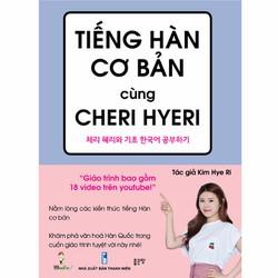 Tiếng Hàn cơ bản cùng Cheri Hyeri - W03