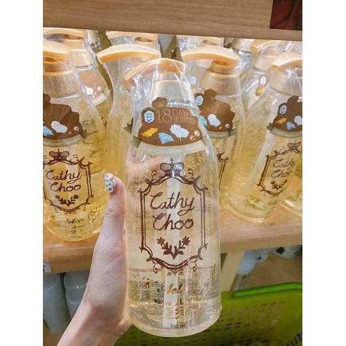 Sữa tắm Cathy Choo 24k