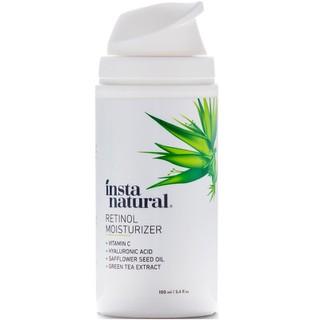 Kem dưỡng ẩm InstaNatural, Retinol Moisturizer, Anti-Aging