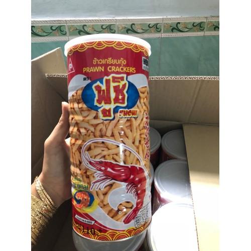 Bánh Snack Tôm Lon 110g