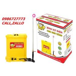 Bình xịt điện COV 20- Bình phun thuốc chất lượng cao