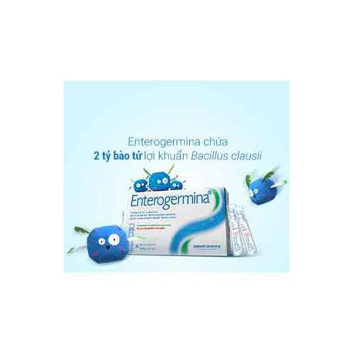 Liệu trình 3 hộp Men vi sinh Enterogermina cho người rối loạn tiêu hoá - 6966534 , 13707640 , 15_13707640 , 390000 , Lieu-trinh-3-hop-Men-vi-sinh-Enterogermina-cho-nguoi-roi-loan-tieu-hoa-15_13707640 , sendo.vn , Liệu trình 3 hộp Men vi sinh Enterogermina cho người rối loạn tiêu hoá