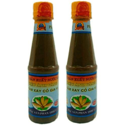 Bộ 02 chai mắm nêm pha sẵn ăn liền đặc sản Phan Thiết 250g