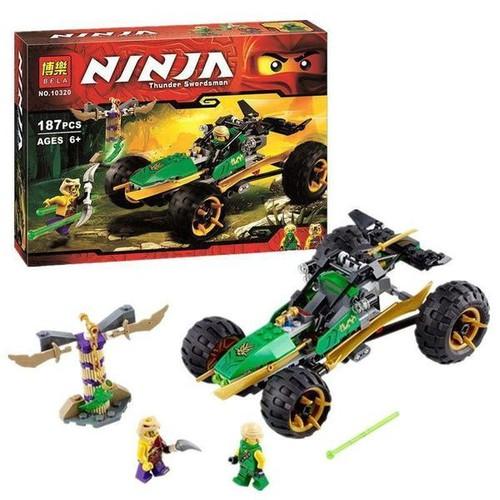 Bộ Xếp Hình Ninja Bela 10320 - Bộ Lắp Ráp Xe Địa Hình Đi Rừng 187 Chi Tiết - 6949392 , 13688239 , 15_13688239 , 125000 , Bo-Xep-Hinh-Ninja-Bela-10320-Bo-Lap-Rap-Xe-Dia-Hinh-Di-Rung-187-Chi-Tiet-15_13688239 , sendo.vn , Bộ Xếp Hình Ninja Bela 10320 - Bộ Lắp Ráp Xe Địa Hình Đi Rừng 187 Chi Tiết