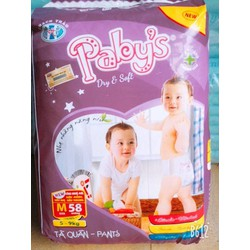 Giảm giá 2 gói bỉm quần Papy's thạch thảo túi size đại