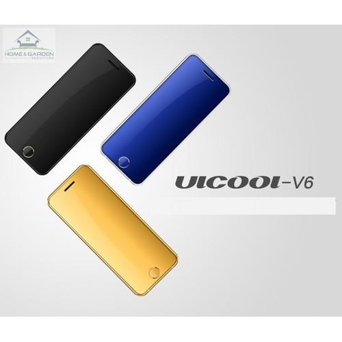 Điện thoại mini siêu mỏng 2 sim UICOOL V6 tràn viền - Home and Garden - 6953549 , 13692387 , 15_13692387 , 920000 , Dien-thoai-mini-sieu-mong-2-sim-UICOOL-V6-tran-vien-Home-and-Garden-15_13692387 , sendo.vn , Điện thoại mini siêu mỏng 2 sim UICOOL V6 tràn viền - Home and Garden