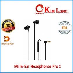Tai nghe Xiaomi Mi In-Ear Headphones Pro 2 - Hãng phân phối chính thức - ZBW4423TY