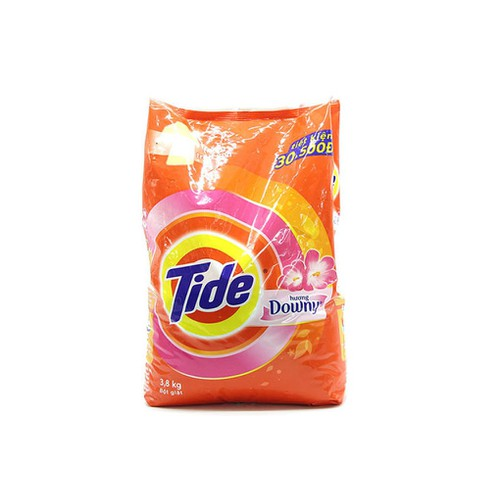 Bột giặt Tide trắng đột phá hương Downy 3.8kg - 6951012 , 13690307 , 15_13690307 , 143500 , Bot-giat-Tide-trang-dot-pha-huong-Downy-3.8kg-15_13690307 , sendo.vn , Bột giặt Tide trắng đột phá hương Downy 3.8kg