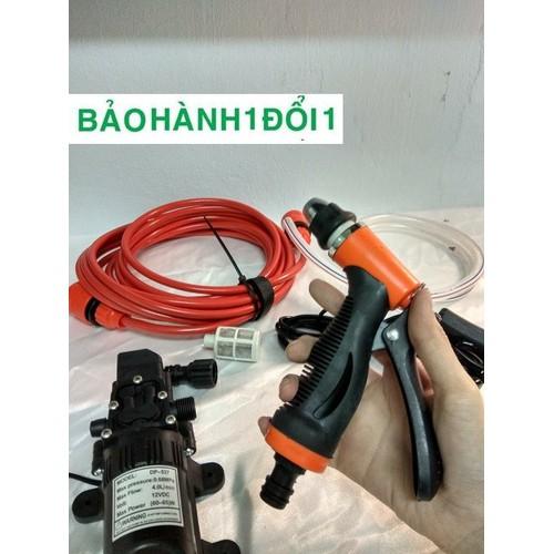 Bộ máy bơm rửa xe tăng áp lực nước mini không nguồn phun hóa chất, bơm bể cá cảnh - 4649990 , 14113399 , 15_14113399 , 409000 , Bo-may-bom-rua-xe-tang-ap-luc-nuoc-mini-khong-nguon-phun-hoa-chat-bom-be-ca-canh-15_14113399 , sendo.vn , Bộ máy bơm rửa xe tăng áp lực nước mini không nguồn phun hóa chất, bơm bể cá cảnh