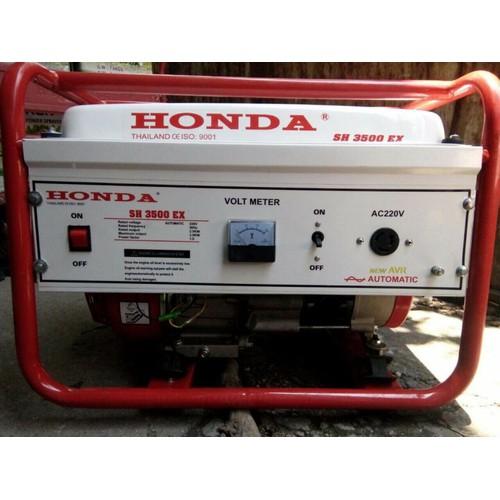 Máy phát điện Honda SH3500 giật nổ, Máy phát điện Honda Thái Lan 3kw