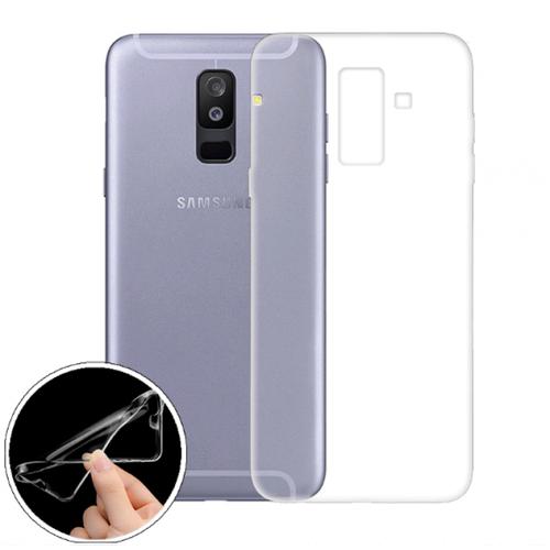 Ốp lưng Samsung A6 Plus 2018 - J8 dẻo trong loại Tốt