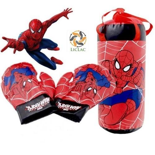 Bộ găng tay và túi đấm boxing người nhện cho bé - 6950699 , 13689774 , 15_13689774 , 149000 , Bo-gang-tay-va-tui-dam-boxing-nguoi-nhen-cho-be-15_13689774 , sendo.vn , Bộ găng tay và túi đấm boxing người nhện cho bé