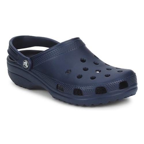 Giày hiệu Crocs Classic xanh navy Mỹ size