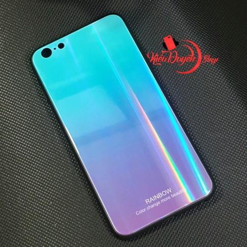 Ốp lưng Kính đa sắc Iphone 7,8