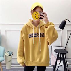 Áo hoodie nam nữ in chữ ngược