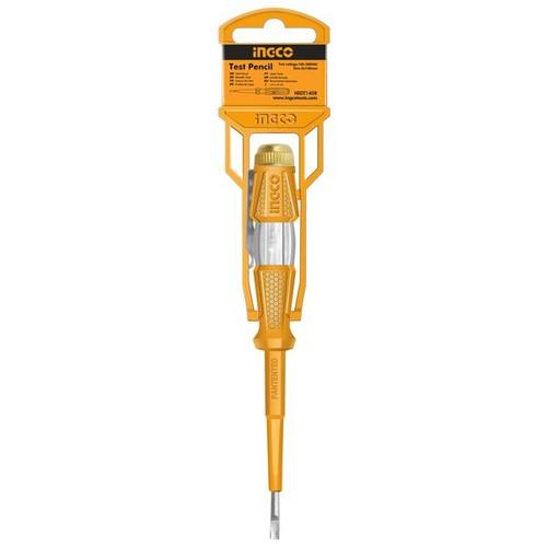 Bút thử điện 4x190mm Ingco HSDT1908
