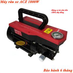 Máy Xịt Rửa Xe,Sân Vườn Cao Cấp ACZ RS1 1800W-Chính Hãng