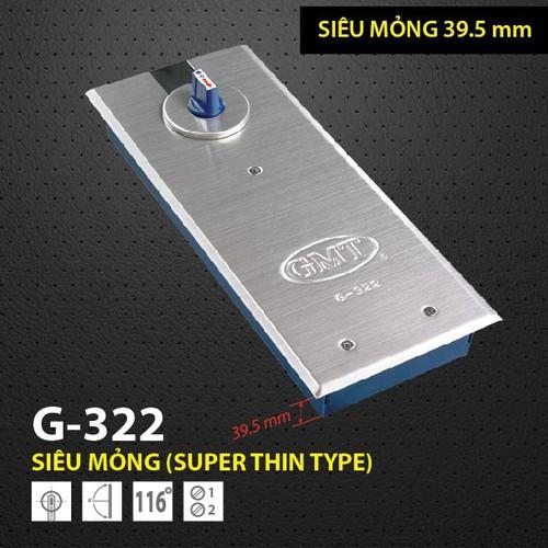 BẢN LỀ SÀN GMT G-322