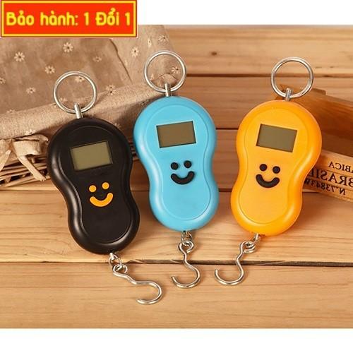 Cân cầm tay điện tử  được thiết kế nhỏ gọn gạt đi nỗi lo sợ cân thiếu