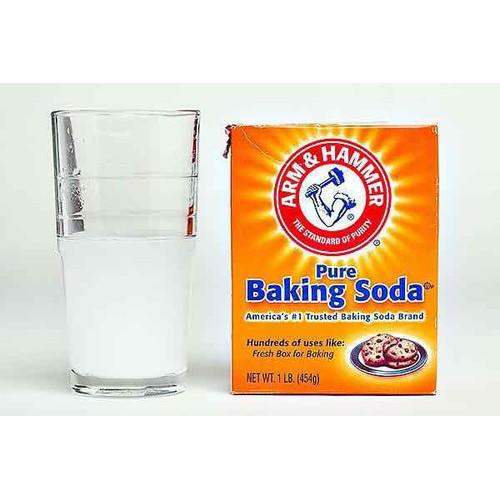 Combo 2 hộp basking soda 454gram