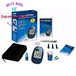 Máy đo đường huyết On Call Plus Đủ bộ bảo hành trọn đời