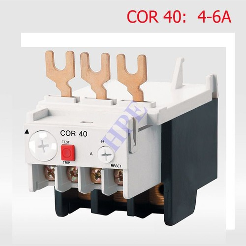 Relay nhiệt Chiel COR 40 4-6A