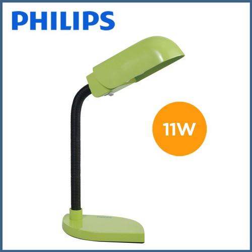 Đèn bàn Philips Billy 11W - Xanh lá