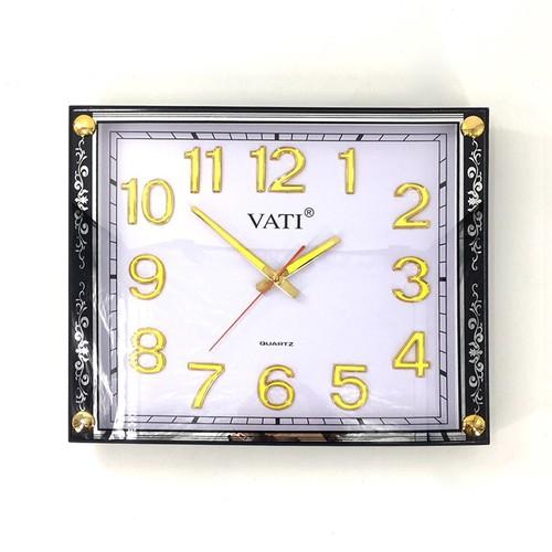 Vati---Đồng hồ treo tường hình chữ nhật F57---Mặt số nổi, viền hoa văn tinh tế - 6971867 , 13712897 , 15_13712897 , 349000 , Vati-Dong-ho-treo-tuong-hinh-chu-nhat-F57-Mat-so-noi-vien-hoa-van-tinh-te-15_13712897 , sendo.vn , Vati---Đồng hồ treo tường hình chữ nhật F57---Mặt số nổi, viền hoa văn tinh tế