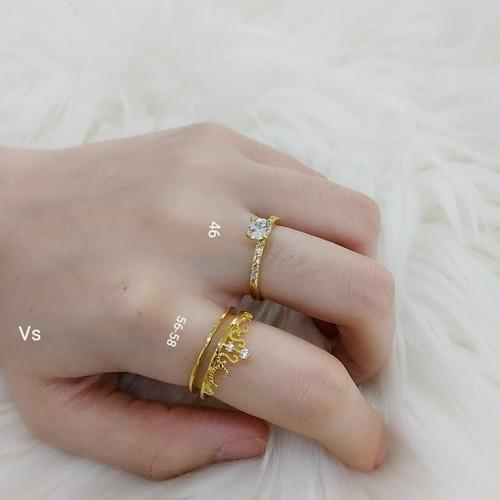 nhẫn vàng 10k vương miện ghép NV37 - 4488800 , 13722089 , 15_13722089 , 2450000 , nhan-vang-10k-vuong-mien-ghep-NV37-15_13722089 , sendo.vn , nhẫn vàng 10k vương miện ghép NV37