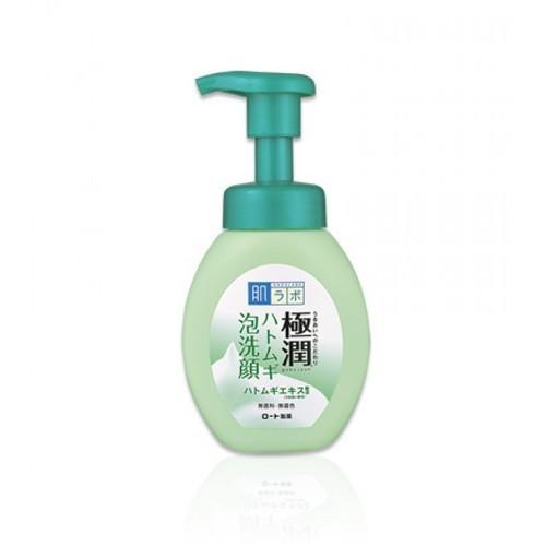 Sữa rửa mặt HadaLabo Gokujyun tạo bọt màu xanh chai 160ml Nhật Bản - 6979589 , 13721105 , 15_13721105 , 190000 , Sua-rua-mat-HadaLabo-Gokujyun-tao-bot-mau-xanh-chai-160ml-Nhat-Ban-15_13721105 , sendo.vn , Sữa rửa mặt HadaLabo Gokujyun tạo bọt màu xanh chai 160ml Nhật Bản