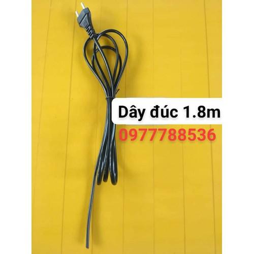 dây đúc 1m8 vỏ bảo vệ dày